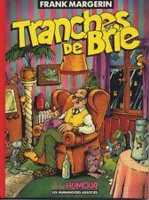 BD occasion Lucien Tranches de brie