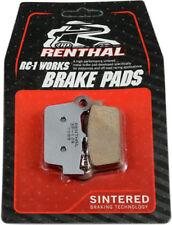 Renthal RC-1 Works Brake Pads BP-104 Metallic 80-1904 1721-0780 BP-104