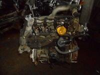 Motor F9Q K732  Renault Megane 1 PH 2 1999-2002 1,9 DCI 165.000km