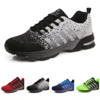 Men's Shoes Sports Athletic Outdoor Running Sneakers Breathable Casual Wholesale