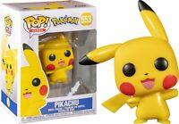 Funko POP! Games Pokemon  Pikachu 553 Nintendo