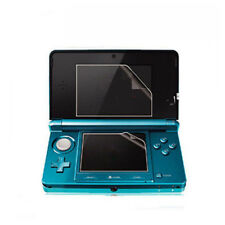 Clear Top +Bottom LCD Screen Protector Cover Guard Filter For Nintendo 3DS XL