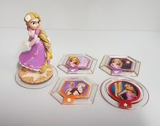 Disney Infinity Rapunzel & Power Disc Collection from Tangled Movie