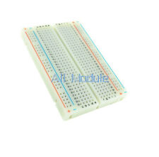 5 PCS Mini Universal Solderless Breadboard 400 Contacts Tie-points Available AM