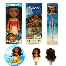 Kids Birthday Gifts Moana Princess Adventure Characters Action Figure Doll Toys