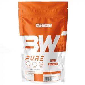 Pure HMB Powder - 100g - Amino Acid Metabolite Of Leucine Muscle Gainer