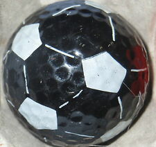(1) SOCCER BALL LOGO GOLF BALL