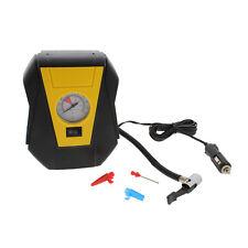 ABN® Portable Air Compressor Tire Inflator Pump 12V Pressure Gauge 100 PSI 7 BAR
