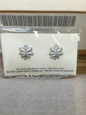 Lt. Colonel rank insignia 1 pair USAF mini size  mint on card military surplus