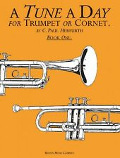 A Tune a Day Cornet or Trumpet Book 1 New 014034230