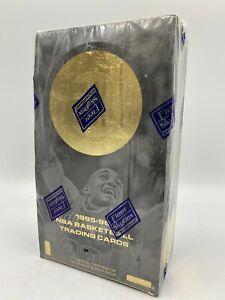 1995-96 Skybox E-XL Basketball Factory Sealed Box 36ct Kevin Garnett RC Yr