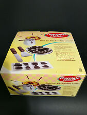 Chocolate/Candy Maker Fondue Set Electric Melter New in Box