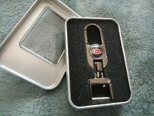 Kia Metal Key Ring Keychain Stinger K5 Optima Soul Forte Gift Box