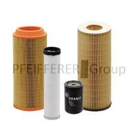 Filtersatz pas f. DEUTZ Agrotron 4.70 bis 4.95, 80 bis 100, MK3 80, 85, 90, 100,