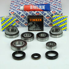 Fiat Panda 1.1 / 1.2 / 1.4 5sp gearbox uprated bearing seals rebuild kit