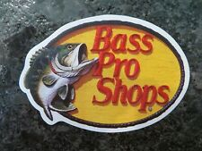 New Bass Pro Shops Logo Sticker - 5 x 3 1/2 inch