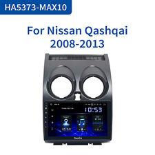 Android 10.0 Auto Radio per Nissan Qashqai 2008 a 2014 Stereo GPS Navigazione BT