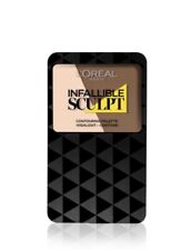 L'OREAL ~ INFALLIBLE SCULPT CONTOURING PALETTE ~ 01 LIGHT/MED ~ NEW/SEALED ~