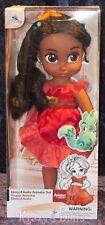 "Disney Animators' Collection 16"" Toddler Doll Elena of Avalor New!"