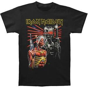 IRON MAIDEN T-Shirt Terminate Eddie Somewhere In Time S-2XL