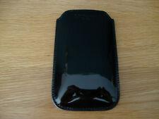 LK Bennett Otley iPhone Case In Black Patent BNWOT + FREE P&P