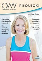 Older Wiser Workouts: Fitquick with Sue Grant (DVD,2019) (wdmdbay2531d)