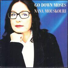 NANA MOUSKOURI GO DOWN MOSES 45T SP 1990 PHILIPS 878.436 Disque NEUF / MINT