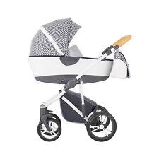 Baby Stroller, Wózek, Bebetto Bresso 2019 3w1, 3in1