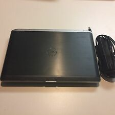 Dell Latitude E6320 Laptop- Intel Core i5-2520M - 8GB-RAM 256SSD Win 10-64