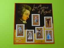 Stamps * France * 2006 * Les Opéras de Mozart * Sheet of 6 * MNH *