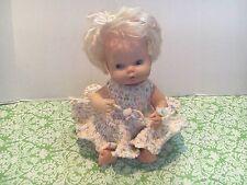 Vintage 1975 Hush Lil Baby Doll Mattel Work