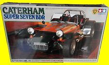 TAMIYA - CATHERAM SUPER SEVEN BDR scale 1:12 model - SEALED