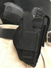 Gun Holster fits Semi auto Pistol AMT Backup 380 Pro-Tech Outdoors Black Nylon