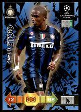 Panini Adrenalyn XL UEFA Champions League 2010/2011 Inter Milan Samuel Eto'o
