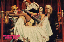 Rocky Horror Picture Show (1975) Little Nell/Magenta/Riff Raff Photo POSTCARD
