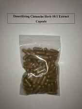 Sinkiang Wild Desertliving Cistanche tubulosa Herb 10:1 Extract 100Capsule Tonic