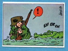 [GCG] STURMTRUPPEN - Corno 1977 - Figurina-Sticker - n. 214 -New