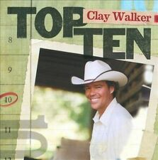 Top 10 by Clay Walker (CD, Aug-2010, Warner Bros.)