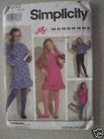 Vintage Simplicity Sewing Pattern Pants Skirt Tunic Top S M L