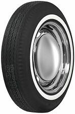 "560-15 Firestone Deluxe Champion 1"" White Wall Tire VW Beetle"