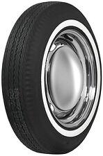 "560-15 Firestone Deluxe Champion 1"" White Wall Tire VW Beetle"