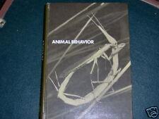 Animal Behavior by John Alcock  1st ed HC Vintage
