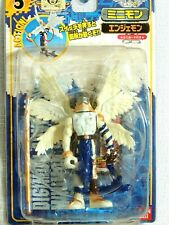 "NEW IN BOX # 5    BANDAI,   DIGIMON ADVENTURE ANGELMON FIGURE  4"" TALL"