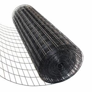 """4' x 50' Welded Wire - 14 ga. Galvanized Steel - 2"""" x 4"""" Mesh"""