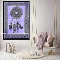 Indian Large Tapestry Dream Catcher Wall Hanging Art Decor Mandala Hippie Poster
