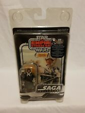 Star Wars Empire Strikes Back Saga Collection Han Solo Figure Hasbro 2007