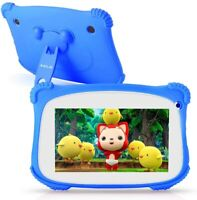 Kids Tablet, ASIUR QuadCore 2GB RAM 16GB ROM Android 9.0 Educational Learning