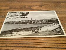 Old Postcard Bangor Bay Bangor Co Down