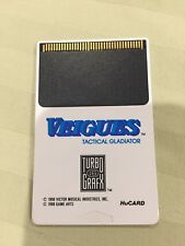 Authentic Veigues Tactical Gladiator (TurboGrafx-16, 1990)