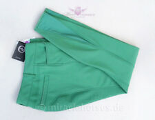 montar® Damenreithose Fay Silikon Vollbesatz Pine Green grün Gr. 36/38